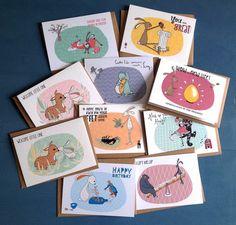 Een persoonlijke favoriet uit mijn Etsy shop https://www.etsy.com/nl/listing/257581420/spring-sale-set-of-10-greeting-cards