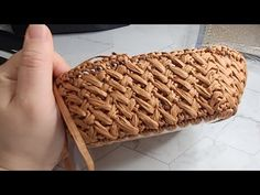 Crochet Poncho, Handmade Bags, Purses And Bags, Diy And Crafts, Lily, Inspire, Knitting, Handmade Handbags, Tricot