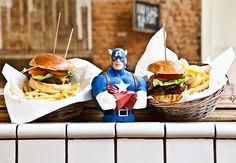 202 Hamburger & Delicious - Milan (Corso di Porta Ticinese 6 - New opening in Via Pantano 17) www.202hamburger.com