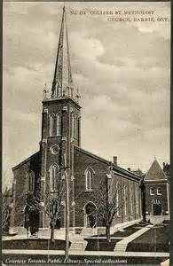Collier St. Methodist Church