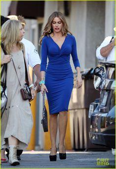 Sofia Vergara #Hollywood #Fashion #Style