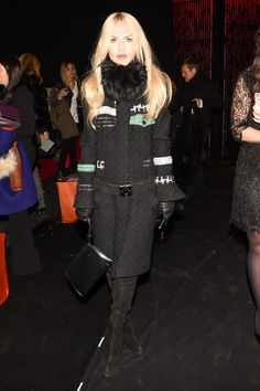 Fab Five: Cool Coats And More From NYFW's Front Row | The Zoe Report