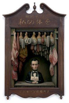 Meat Shop by Mark Ryden