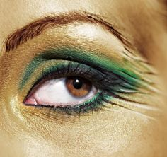 Pictures of Cool Eye Makeup