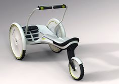 RowRay a bike sharing system where you have to use your skills of rowing.  Made by Troels Øhman