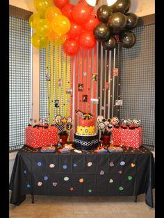 Mickey 1st birthday!!