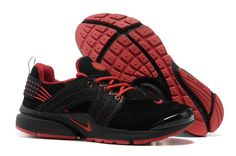 Vente France Sortie Baskets Nike Air Presto 6 Anti Fur - Noir Rouge - Homme