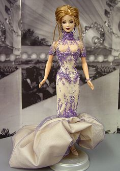 OOAK Barbie NiniMomo's Miss Idaho 2007