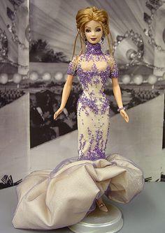 OOAK Barbie NiniMomo's Miss Idaho 2007