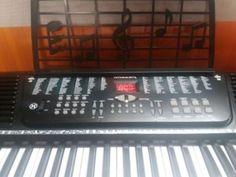 A la venta Hamzer Teclado Eléctrico de 61 Claves http://crestametalica.com/a-la-venta-hamzer-teclado-electrico-de-61-claves/ vía @crestametalica