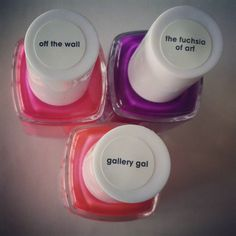 For my next mani
