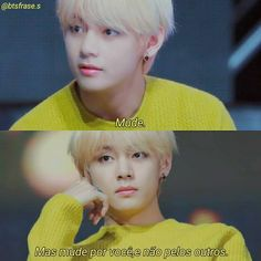 Likes, 2 Comments - frases 💌 Bts Memes, Frases Bts, Army Memes, Bts Lyric, Motivational Phrases, Bts Quotes, Fake Love, Sad Girl, V Taehyung