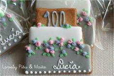 100 Cumpleaños de Lucía. Lovely Pitu & Maite