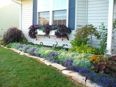 Landscaping Ideas For Front Yard Window READER PHOTOS Sarah39s Garden In Illinois Day 1 The Front Yard