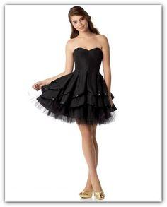 Styles of Short Little Black Dresses