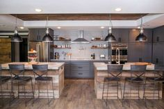 He Wanted 2 Kitchen Islands, But Joanna Thought It Was An Odd Request... Now? She LOVES The Results! - Roasted.com