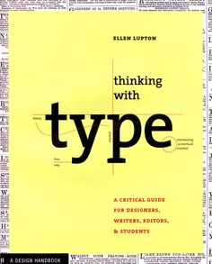 "A writer, educator and curator (as well as a graphic designer), Ellen Lupton studied art and design in New York at the Cooper Union during the 1980s. She spent several years curating a small design gallery inside of the Cooper Union before being offered a ""real job"" at the Cooper-Hewitt National Design Museum in 1992. Since then she has published multiple books on design and typography as well as running writing for several design blogs online. She is married to Abbot Miller, who is a…"