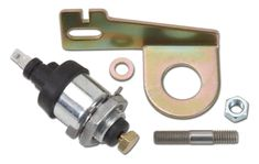Find Edelbrock Throttle Solenoid and Bracket Kits 8059 and get Free Shipping on Orders Over $99 at Summit Racing! Edelbrock throttle solenoid and bracket kits are designed for square bore carburetors and raise your engine idle speed when the air conditioning is on. These kits include a 12 V solenoid and mounting bracket. The Edelbrock throttle solenoid bracket kits match perfectly with all Edelbrock Performance series and Carter AFB series carburetors. Find Edelbrock Throttle Solenoid and Brack Mustang Parts, Summit Racing, Hardware, Kit, Thunder, Performance Parts, Conditioning, Engine, Products