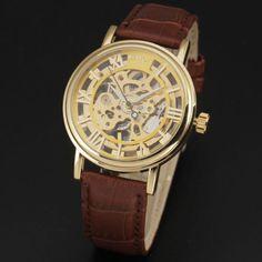 $9.66 (Buy here: https://alitems.com/g/1e8d114494ebda23ff8b16525dc3e8/?i=5&ulp=https%3A%2F%2Fwww.aliexpress.com%2Fitem%2FCreative-Mechanical-Watch-Men-Hollow-Bracelet-Skeleton-Leather-Mechanical-Wrist-Watch-casual-Movement-Watch%2F32750483768.html ) Creative Mechanical Watch Men Hollow Bracelet Skeleton Leather Mechanical Wrist Watch casual Movement Watch for just $9.66