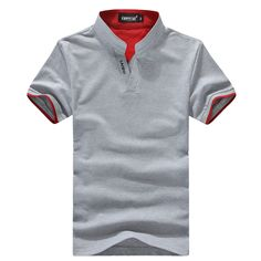 Free shipping 2016 New Style men's Simple fashion short sleeve cotton Polo Shirts slim fit Polo Shirt Large size biack gray 5XL♦️ B E S T Online Marketplace - SaleVenue ♦️👉🏿 http://www.salevenue.co.uk/products/free-shipping-2016-new-style-mens-simple-fashion-short-sleeve-cotton-polo-shirts-slim-fit-polo-shirt-large-size-biack-gray-5xl/ US $9.80