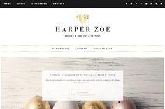 Harper - Wordpress Theme