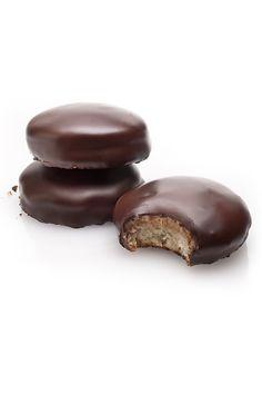 Chocolate-Peanut Butter Meltaways