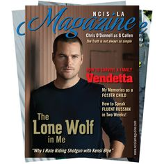 Chris O'Donnell's 'NCIS: LA' closeup [VIDEO] | NCISLA MagazineNCISLA Magazine