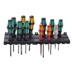 Find Wera 12 Piece Kraftform XXL Screwdriver Set at Bunnings Warehouse. Visit your local store for the widest range of tools products.