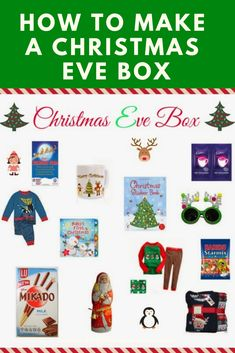Was in eine Weihnachtsbox stecken The Effective Pictures We Offer You About christmas background A quality picture can tell you many things. Christmas Eve Box For Kids, Xmas Eve Boxes, Christmas Planning, Childrens Christmas, Christmas Gift Box, Family Christmas, Christmas Holidays, Christmas Crafts, Christmas Decorations
