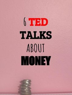 There's nothing better than free education, right? That's one of the many reasons why I love TED talks. Here are some of the ones I'm loving this month that are all
