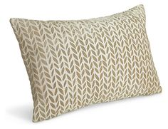 Willow Pillows - Patterned Pillows - Accessories - Room & Board - 20x13 - $129