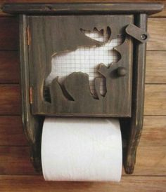 Moose TP Holder! :)