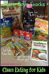 Committed to Get Fit: Clean Eating for Kids Made Easy