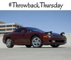 #TBT: 1992 #Mitsubishi 3000GT