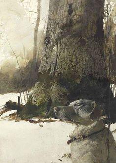 Rose Briar — valscrapbook: catonhottinroof Andrew Wyeth,...