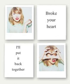 How You Get The Girl- Taylor Swift