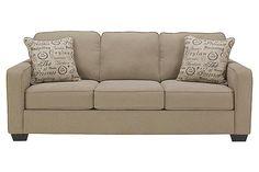 Ashley Furniture. Alenya queen sleeper sofa. $809.97 on sale. $899 regular price