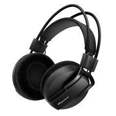 Pioneer: HRM-7 Headphones - Black