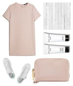 """""""right back"""" by grey-eyes ❤ liked on Polyvore featuring MANGO, adidas, Yves Saint Laurent, Bobbi Brown Cosmetics and NLXL"""