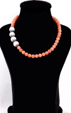 Natural Agate and Jade - cool!