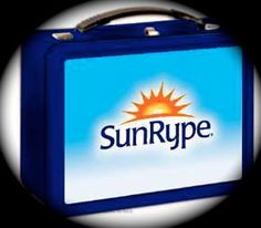 WIN 1 of 3 SunRype 100% Fruit Snack Gift Packs and a Retro SunRype Lunch Kit! http://www.shespeaks.com/SunRype-Giveaway    Entries open until Wednesday, February 6th 2013. Open to U.S. residents, over 18 only.