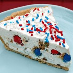 red white & blue crafts - Google Search