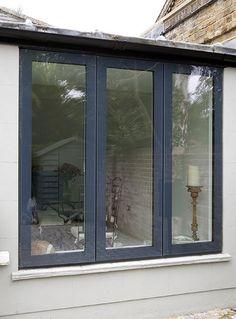Innovare | Flush Glazing Windows