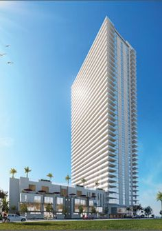Bay House, Miami,FL estimated to be complete by 2014. 38 floors and 164 units