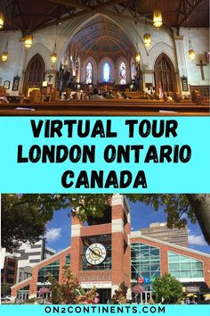 Discover London Ontario! See all the important sights and great attractions. Great for planning day trips or weekend trips to Forest City. Where to go in London ON | Things to do in London ON | Best things to see and do in London Ontario | Virtual tour of London Ontario | London ON travel video tour | Video Tour | London Ontario | London ON | SW Ontario London Tours, London City, Weekend Trips, Day Trips, Ontario London, Forest City, Things To Do In London, Travel Videos, Virtual Tour