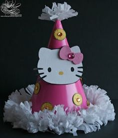 Passionately Artistic: Creatively Yours Spotlight Sunday - Hello Kitty Party Projects