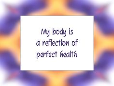 Daily Affirmation for December 19, 2013