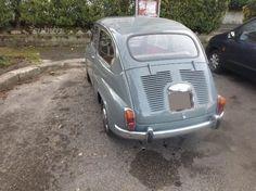 Fiat 600 anni '70