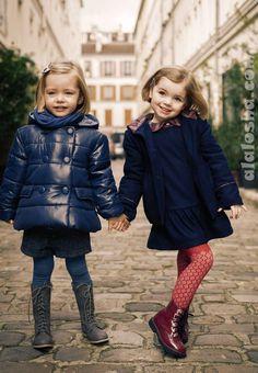 ALALOSHA: VOGUE ENFANTS: Little secrets of little french women by Troizenfants brand