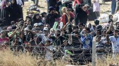 CIMEDIA TV: TURKEY ACCEPTS SYRIAN REFUGEES